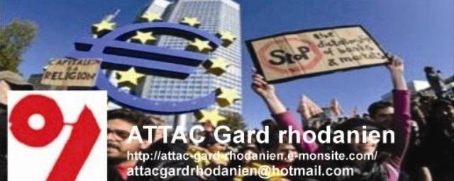 ATTAC Gard rhodanien