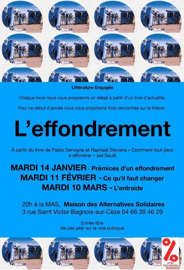 Affiche effondrement 2020 copie