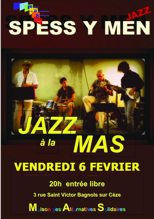 Affiche mas jazz a la mas 2015 copie