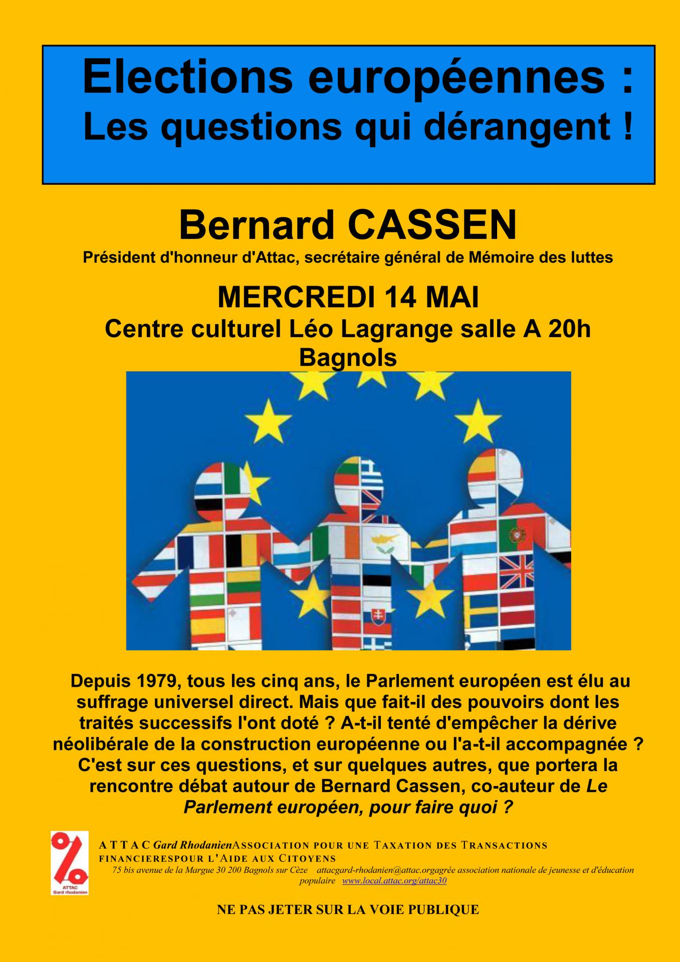 Europe cassen copie
